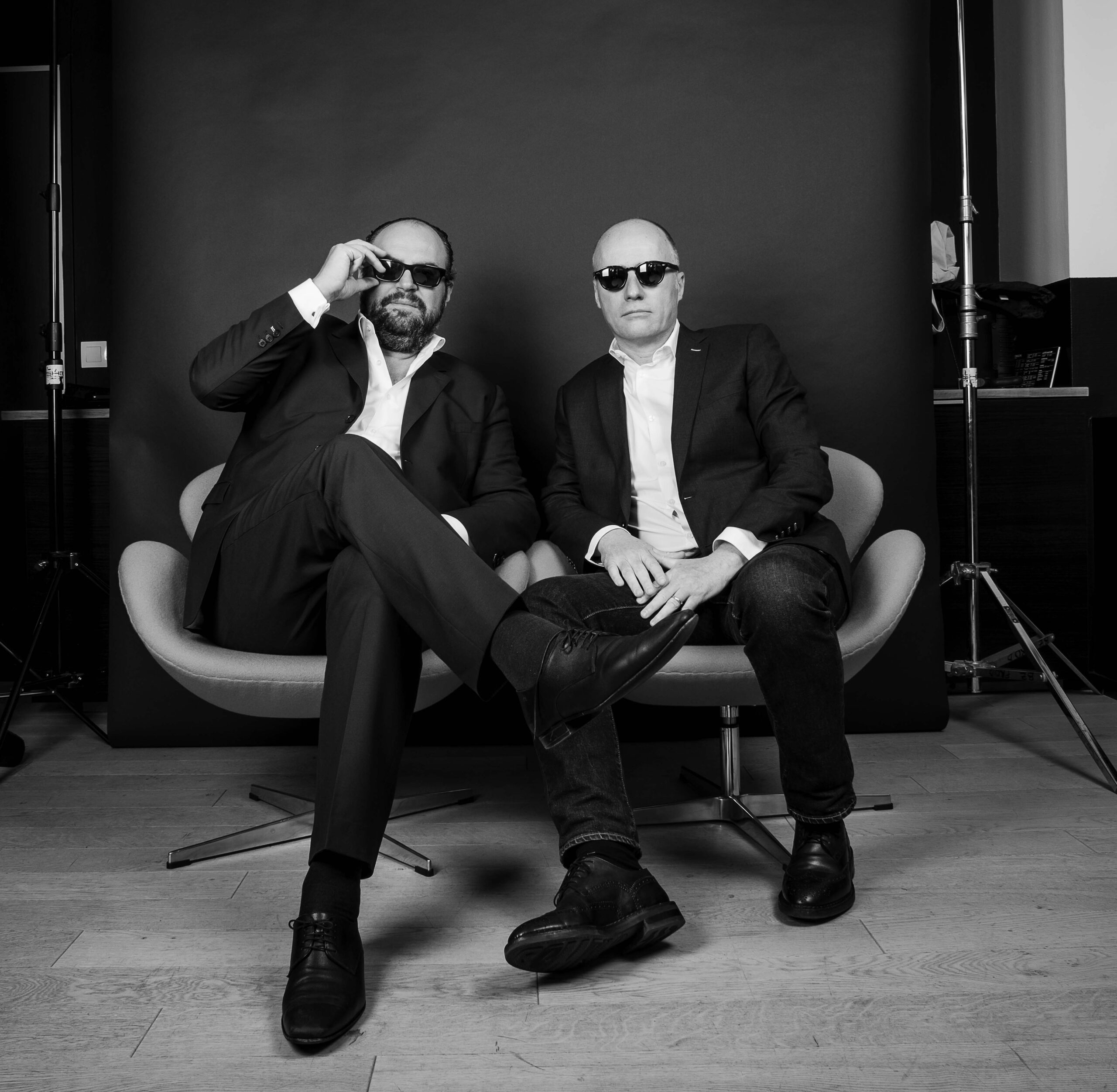 Boss- Serge Le Clerc de Bussy - Fabien Sanz